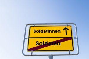 Infos Bundeswehr Frauen