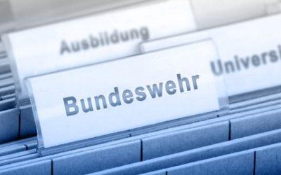 Bundeswehr Ausbildungsberufe: Liste aller Berufe