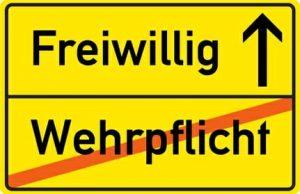 Infos zum Bundeswehr Freiwilliger Wehrdienst