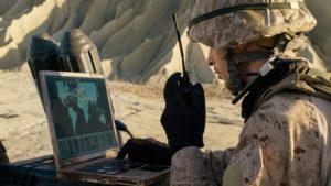 Übersicht Bundeswehr IT-Jobs