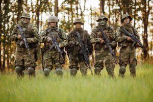 Infos zur Truppe der Bundeswehr Jäger