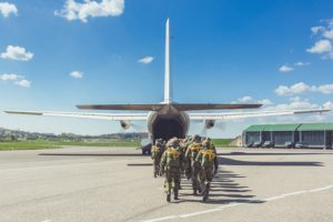 Infos zum Fallschirmjäger Bundeswehr Einstellungstest