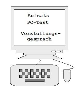 Grafik zu Bundeswehr Kaufmann für Büromanagement Einstellungstest