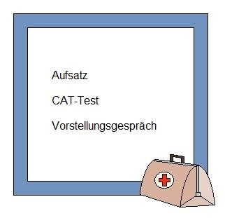 2. Grafik zu Bundeswehr Medizinischer Fachangestellter Einstellungstest
