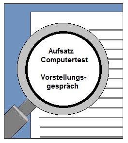 Grafik zum Bundeswehr Werkstoffprüfer Einstellungstest