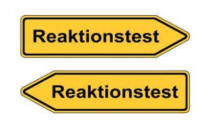 Bundeswehr Einstellungstest Reaktionstest: Online Testtraining