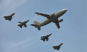 Infos zum Bundeswehr Einstellungstest Pilot